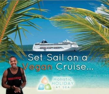 It's A Vegan Cruise!!!