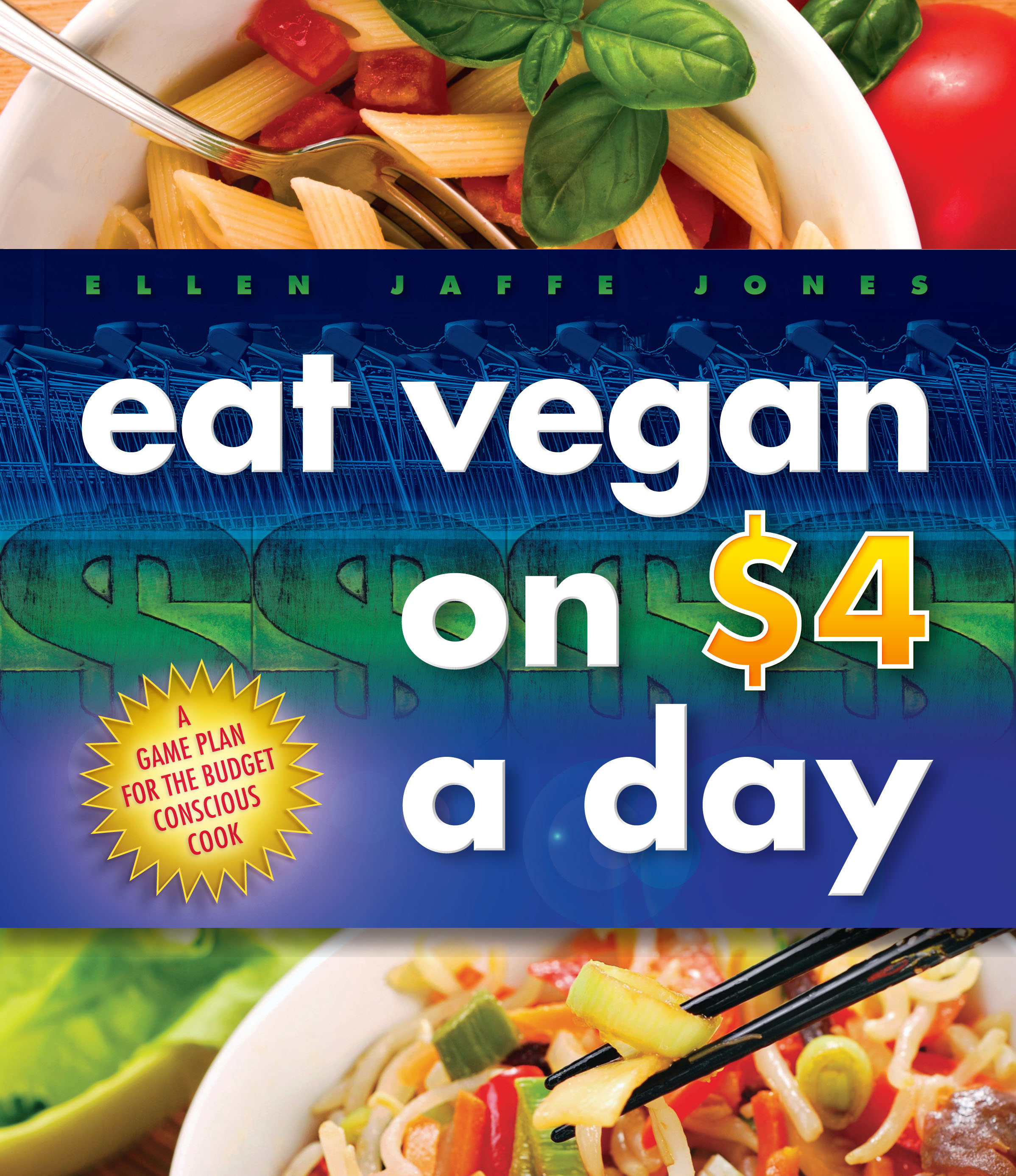 Eat Vegan on $4 COVER
