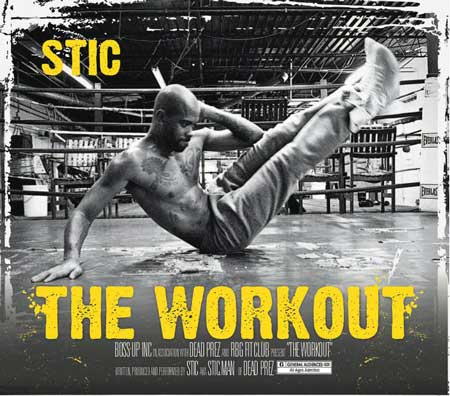 Stic-The-Workout