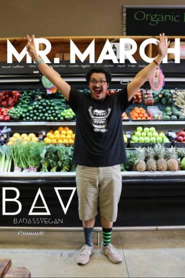 Mr. March